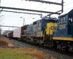 CSX 7646 on Q438